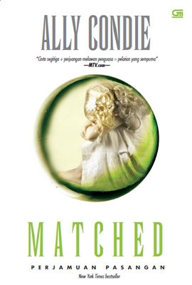 a review of the book matched by allie condie Buy matched from dymocks online bookstore find latest reader reviews and  much more at dymocks.